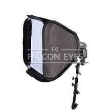 Софтбокс Falcon Eyes EB-060 60x60cm с переходником для накамерных вспышек