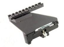 Кронштейн боковой для прицела Veber MNT-K4707, быстросъемный, Weaver