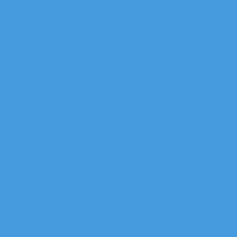 Фон бумажный Polaroid Light Blue Голубой 2,72*11 м