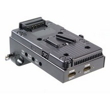Система питания GreenBean PowerPlate 02 HDMI, V-mount для плечевых упоров