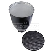 Рефлектор Falcon Eyes R-280BW с сотами