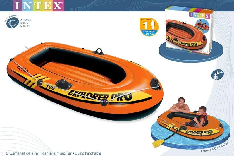 Надувные лодки intex t1010503