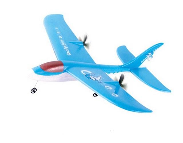 Собрать радиоуправляемый самолет